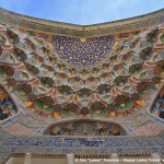 beautiful-ceilingdetail-bukhara-uzbekistan